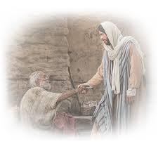 Blind Man At Bethsaida Jesus Heals A Lame Man On The Sabbath