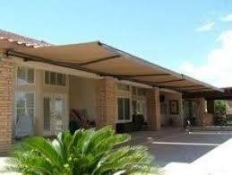 Retractable Porch Awnings Patio Awnings Foter