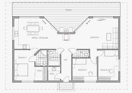 Beach Floor Plans Beach House Floor Plans Or By Beach House Plan Ch61 04