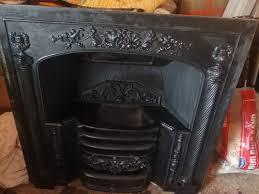 Cast Iron Fireplace Insert by Stovax Regency Cast Iron Fireplace Insert In Stockport