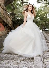 tulle wedding dress backless halter court tulle gown wedding dress ajl0022