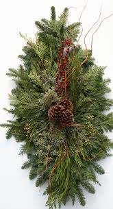 looking for a fresh cut christmas tree or fresh greens fruit