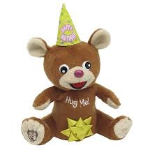 happy birthday singing happy birthday swear singing plush vault swear bears
