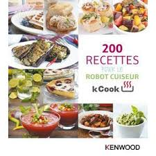 livre cuisine kenwood cuiseur kenwood kcook ccc230wh bestofrobots