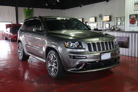 jeep srt8 hennessey for sale a hennessey grand srt8 burn up the quarter mile