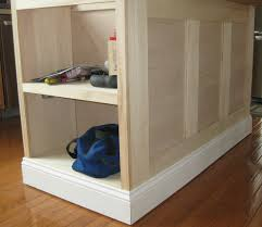 adding a kitchen island cabinet how to add a kitchen island exellent diy kitchen island