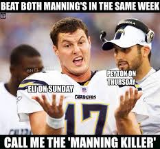 Philip Rivers Meme - nfl memes on twitter phillip rivers manning killer http t