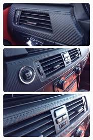 Bmw M3 Interior Trim Fs E92 E92 Bmw Oem M3 Carbon Fiber Leather Interior Trim