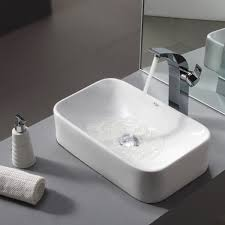 dropin oval bathroom sink with overflow kohler tahoe dropin cast