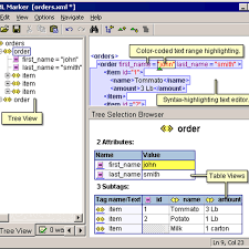 Xml Spreadsheet Reference Xml Marker Alternatives And Similar Software Alternativeto Net