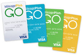 go prepaid card united mileageplus go visa prepaid card