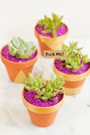 Flower Favors by Diy Wedding Plant Favors Are For A Green Wedding Wedding