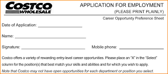 application free templates walmart job application form walmart