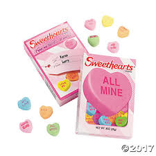 sweethearts candy candy