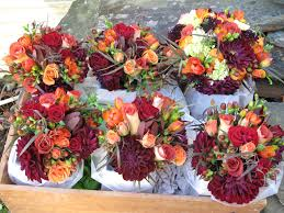 floral artistry alison ellis wedding party