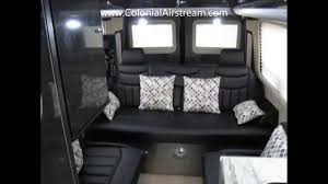 motor home interiors 2013 airstream interstate ext lounge black with black interior