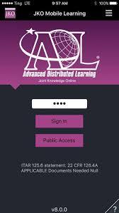 Navy Knowledge Online Help Desk Jko Mobile Learning On The App Store