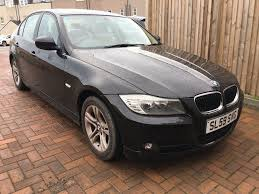 bmw 318i manual black low mileage 64000 12month mot and tax in