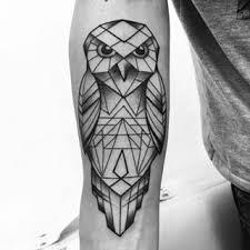 tattoo geometric outline geometric style tattoos tattoo designs geometric owl tattoo