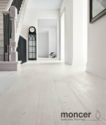 Polar White Laminate Flooring European White Oak Polar Natural Oil Contemporary Hardwood