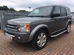 Used Land Rover Discovery 3 Suv 2 7 Td V6 Hse 5dr In Rainham Kent