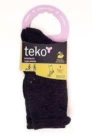 teko light hiking socks teko women s light hiking socks grey small
