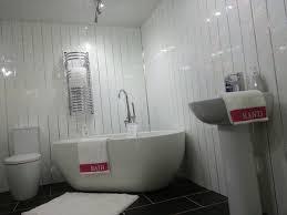 Bathroom Wall Panel Plastic Cladding For Bathroom Walls Home Design