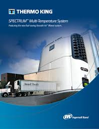 spectrum thermo king pdf catalogue technical documentation