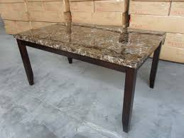 Marble Dining Table Faux Marble Dining Table Big Lots Dining Tables