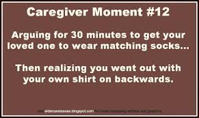 caregiver quotes and tips 5 matching socks by brendle