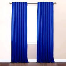 Blue And Gold Curtains Blue Drapes For Bedroom Blue Drapes Royal Blue Drapes The Best