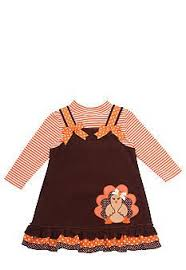 editions newborn turkeyappliqued jumper thanksgiving dress