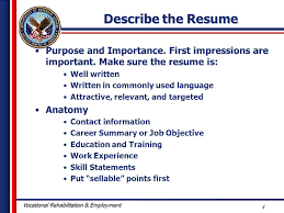Where To Put Languages On Resume Resume Writing Workshop Ppt Download