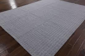 Flat Rug 9 X 12 Handmade Flat Weave Hand Knotted Wool Area Rug