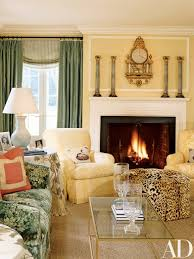 Federal Style Interior Decorating Designer Jeff Lincoln Crafts A Federal Style New York Home