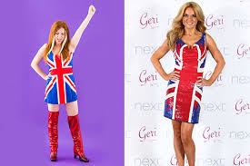 Ginger Spice Halloween Costume 6 Halloween Costumes Redheads Huffpost
