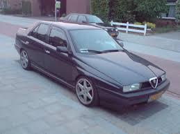 nijzke 1996 alfa romeo 155 specs photos modification info at