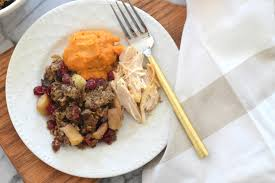 paleo healthy thanksgiving side nesting with grace