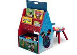 Mickey Mouse Barn Mickey Mouse Activity Center Easel Desk With Stool U0026 Toy