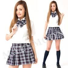 costume malymoon rakuten global market check pattern schoolgirl