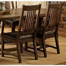 mission style dining room furniture mission craftsman kitchen dining room chairs for less