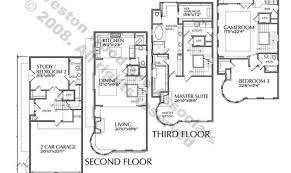 20 dream 4 story townhouse floor plans photo home building plans