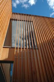 Home Designer Pro Lattice Timber Cladding Detail Spiral House By Joeb Moore Partners