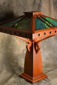 prairie craftsman style floor lamp by ragsdale home furnishings