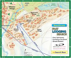 Whistler Trail Map Mountain Star Accommodations By Owner Deals U0026 Last Minute
