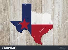 Texas Flag Pledge Map Texas Texas Flag Colors On Stock Photo 589684766 Shutterstock