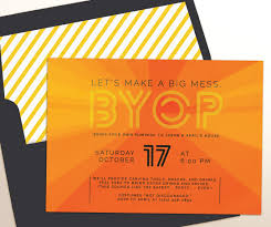 pumpkin carving party halloween party invitation byop