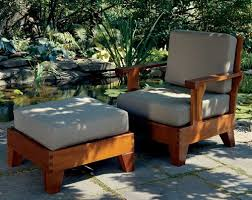 Plans For Wooden Garden Chairs by Best 25 Chair And Ottoman Ideas On Pinterest Pottery Barn