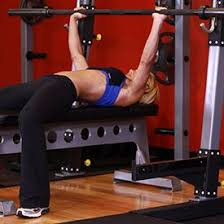 Workout Weight Bench Best 25 Bench Press Workout Ideas On Pinterest Bench Press