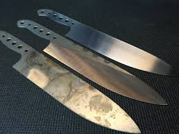 Best Type Of Kitchen Knives How I Grind A Chef Style Knife Tutorial Youtube